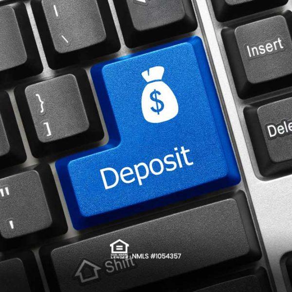 ¿Qué es un depósito en garantía en relación con una hipoteca?