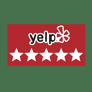 Clasificación de 5 estrellas de Yelp
