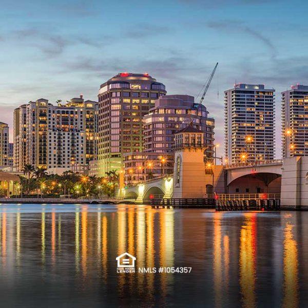 Realidad de bienes raíces frente a ficción: Condado de Palm Beach
